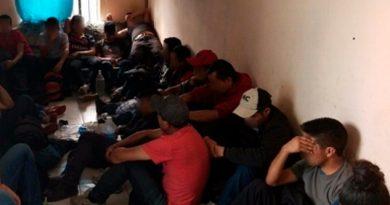Rescatan Hondureños Sur Veracruz