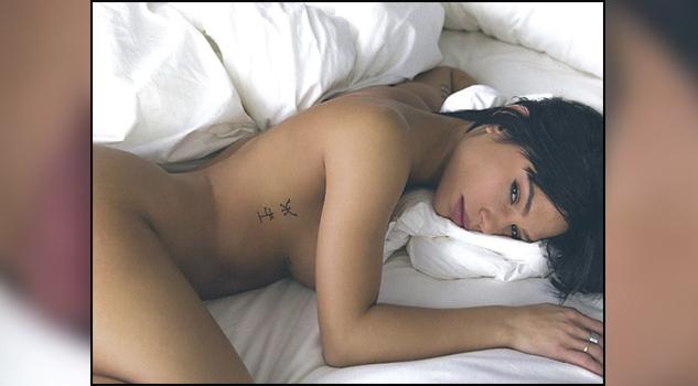 Samantha Rakell: es nuestra sensual modelo del día