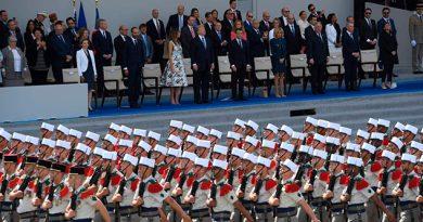 Trump Ordena Desfile Militar Emular Macron