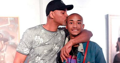Will Smith Trolea Hijo Jaden Smith
