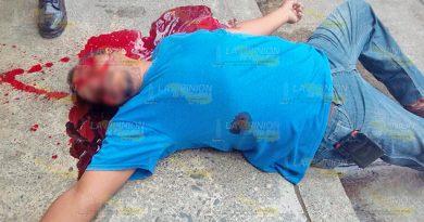 Asesinan a taxista en Naranjos