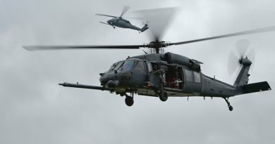 Accidente Helicóptero Iraq Siete Militares Estadounidenses Muertos