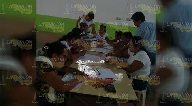 Aplican Examen Adultos Mayores Tancoco