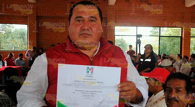 Asesinan Balazos Candidato PRI