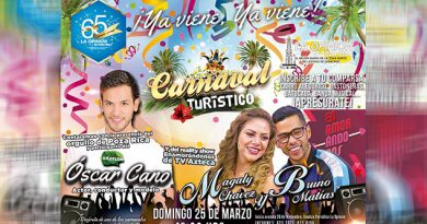 Carnaval Turístico La Opinión 2018