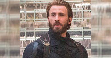 Chris Evans Colgará Traje Capitán América