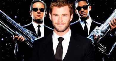 Chris Hemsworth Nueva Película Men In Black