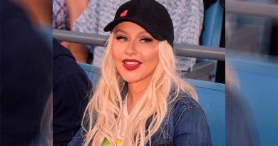 Christina Aguilera Luce Irreconocible