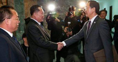 Coreas Fijan Fecha Cumbre Mandatarios