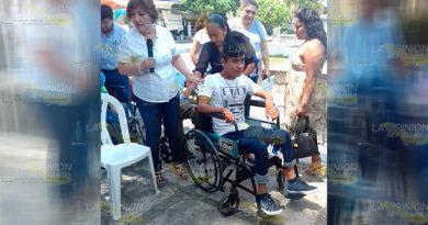 DIF Municipal Sillas Ruedas Personas Discapacidad