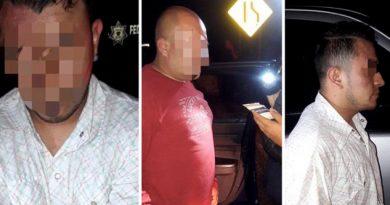 Detiene Policía Federal Ladrones Camiones Carga Veracruz