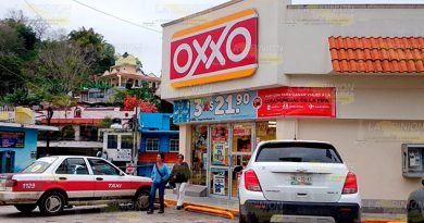 Detienen sujeto Asaltó Oxxos