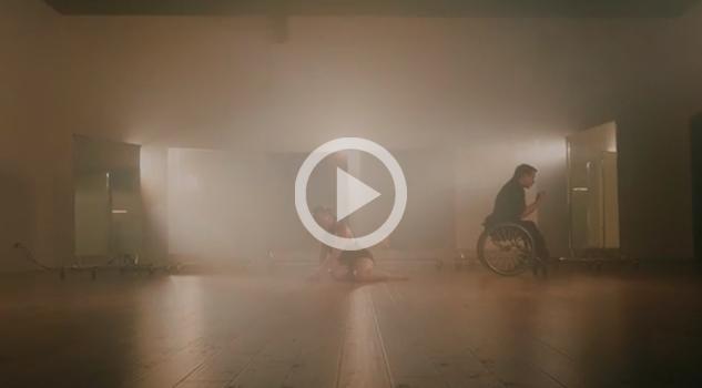 Discapacidad Obstáculo bailar
