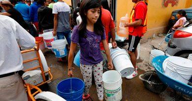 Educación Legislación Claves Frenar Crisis Agua México
