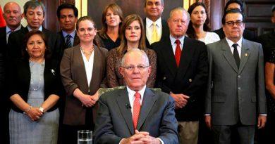 Escándalo Compra Votos Renunciar Presidente Perú
