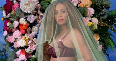 Estrella Reality Show Replica Famosa Foto Embarazo Beyoncé