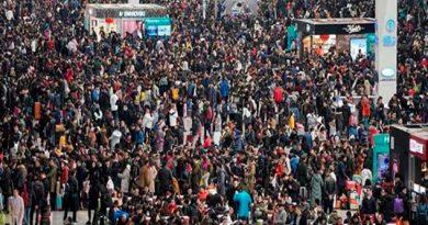 Gobierno Chino Busca Combatir Sobrepoblación