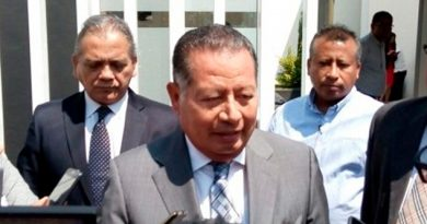 Juez Ortoga Amparo Flavino Ríos Salir Veracruz