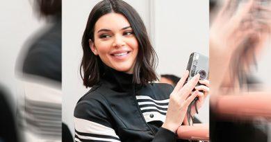 Kendall Jenner Tatuó Borracha
