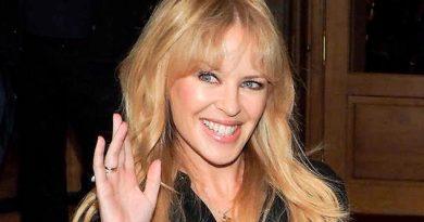 Kylie Minogue Unirá Estrellas Latinas Cantar Reggaetón