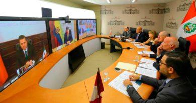 México Chile Colombia Perú Fortalecerán Proceso Integración