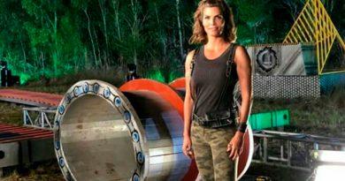 Montserrat Olivier Sufre Accidente Grabación Reality Show