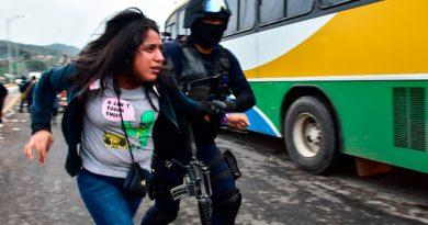 Morena Impondrá Queja CEDH Desalojo Violento Misantla