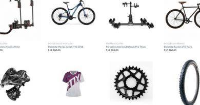 Nota Extras Bicicletas