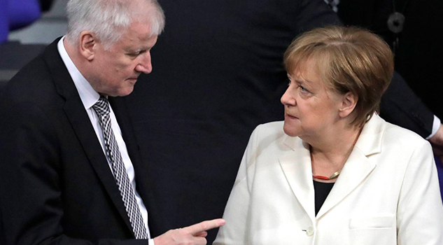 El islam no pertenece a alemania nuevo ministro de for Nuevo ministro de interior y justicia