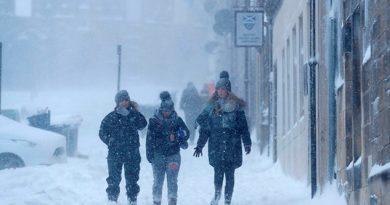 Ola Frío Europa Supera Medio Centenar Fallecidos