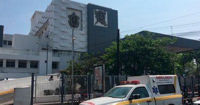 Piden Seguridad Hospital Veracruz