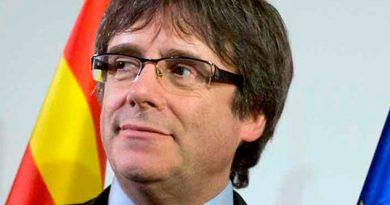 Policía Alemana Confirma Detención Expresidente Catalán Puigdemont