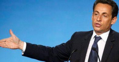 Policía Detiene Expresidente Francia Nicolás Sarkozy