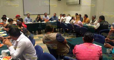 Presidenta CEAPP Reúne Periodistas