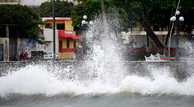Prevé Norte Veracruz Después Medio Día Jueves