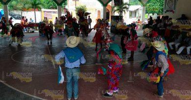 Primer Encuentro Danzantes