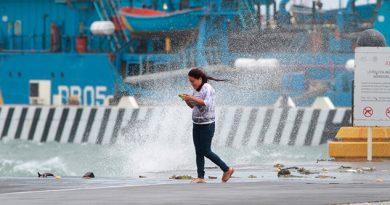 Pronostican Evento Norte Jueves Viernes Santo Veracruz