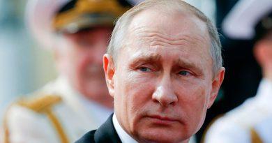 Putin Alardea Misil Invencible