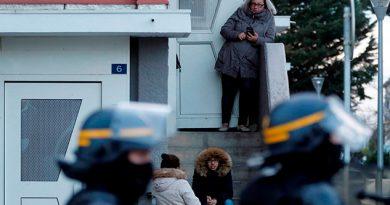 Radicalización Yihadista Autóctona Golpea Francia