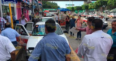 Recorren Centro Ciudad Coordinar Reordenamiento Vial