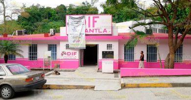 Rehabilitan Edificio DIF Municipal
