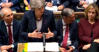 Reino Unido Impone Sanciones Rusia