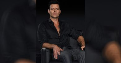 Ricky Martin Afirma Novia Sabía Gay
