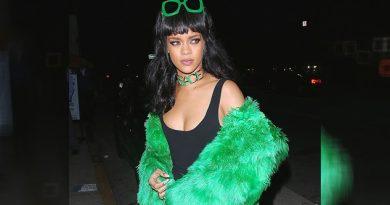 Rihanna llama a la insurrección contra Snapchat