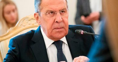 Rusia Acusa Estados Unidos Violar Derecho Internacional Siria