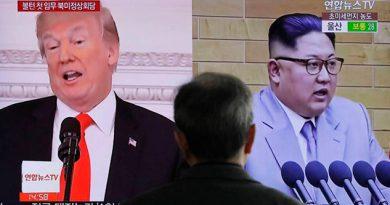 Trump Entuciasmo Futura REunión Líder Norcoreano