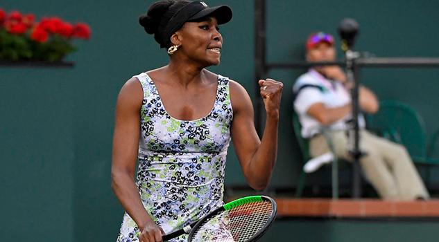 Venus Problemas Indian Wells