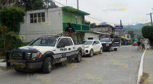 Violento Asalto Cooperativa Carrizal