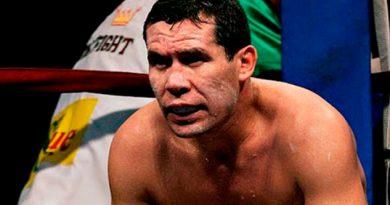 Vuelve Julio César Chácez Boxeo Gimnasio Fitness