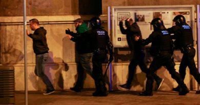 Vuelve Tensión Cataluña Captura Puigdemont